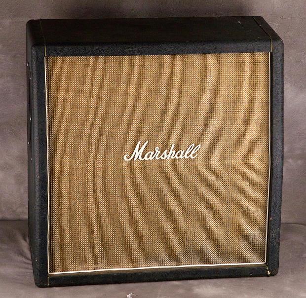 Mueble Marshall vintage 1960a 4x12