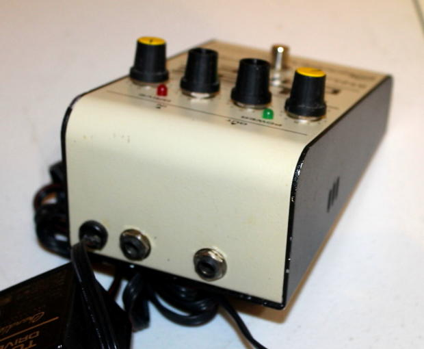 chandler tube driver overdrive pedal with 12ax7 effects pedal od reverb. Black Bedroom Furniture Sets. Home Design Ideas
