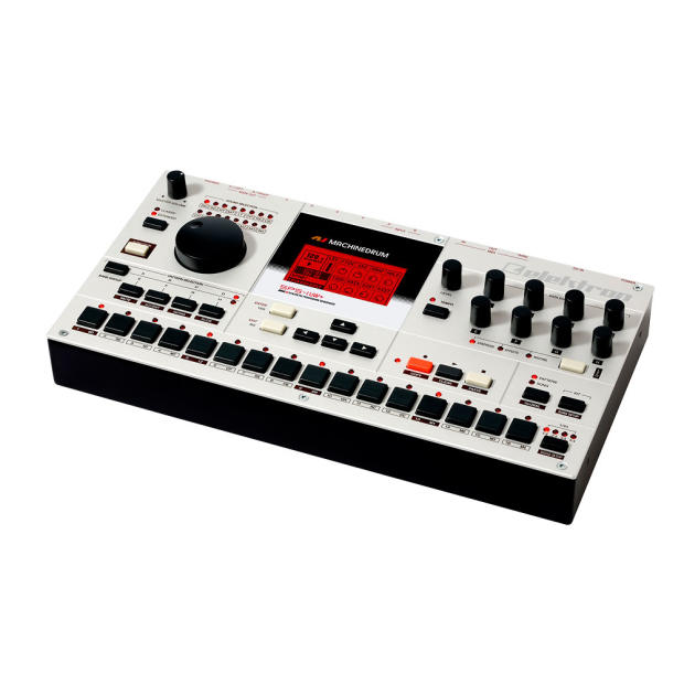 elektron machinedrum sps 1 uw mkii drum machine synthesizer sampler sequencer reverb. Black Bedroom Furniture Sets. Home Design Ideas