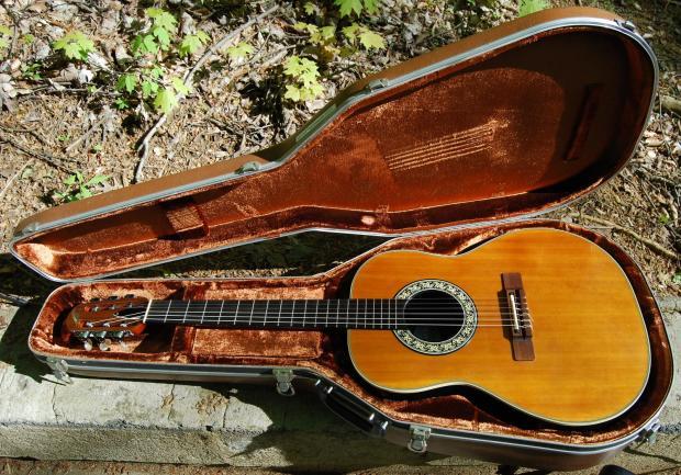Ovation celebrity acoustic guitar cc24s