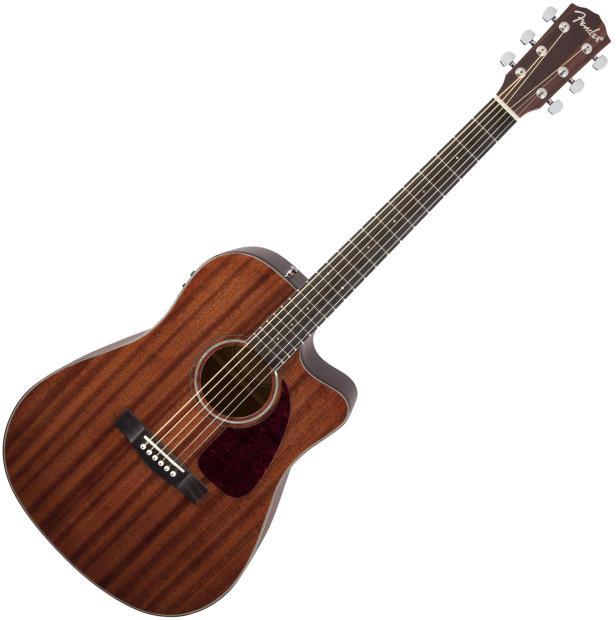 fender cd 140sce all mahogany acoustic electric guitar 2015 mahogany reverb. Black Bedroom Furniture Sets. Home Design Ideas
