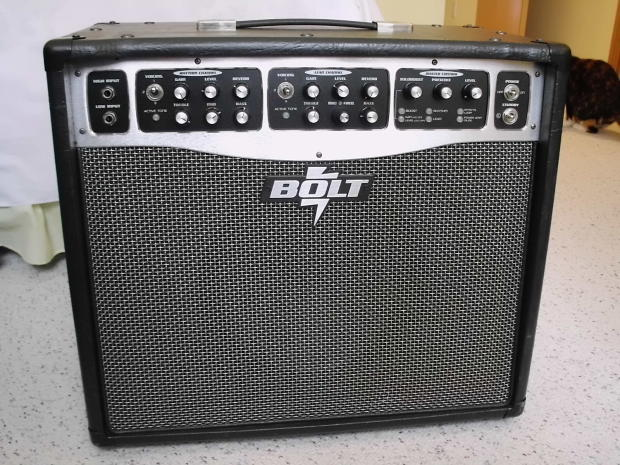 Guitar Amps Made In Usa : bolt btc 50 guitar amp made in usa celestion 6l6 or el34 fx loop reverb loaded with ~ Russianpoet.info Haus und Dekorationen