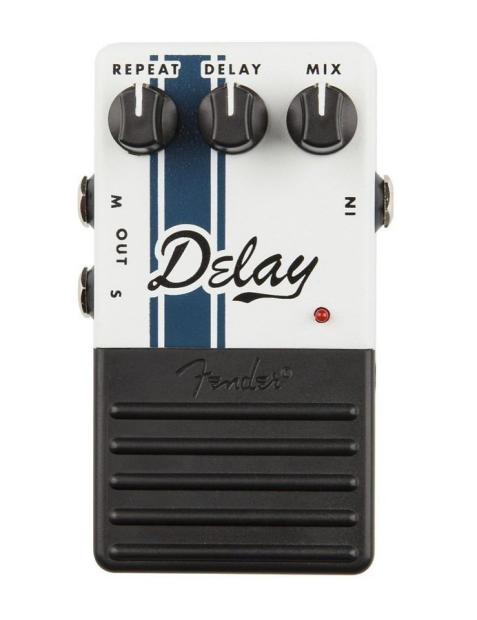 Fender Delay | Electric Guitar Effect Pedal | Reverb