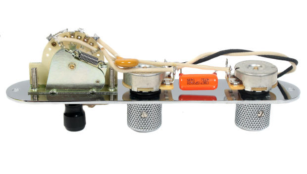 Fender Esquire Tele Telecaster Eldred Mod Loaded 3 Way
