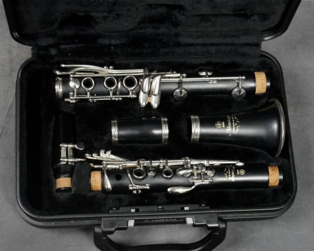 Yamaha advantage ycl 200ad clarinet w case excellent for Yamaha beginner clarinet