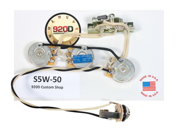 920d Custom Shop 5