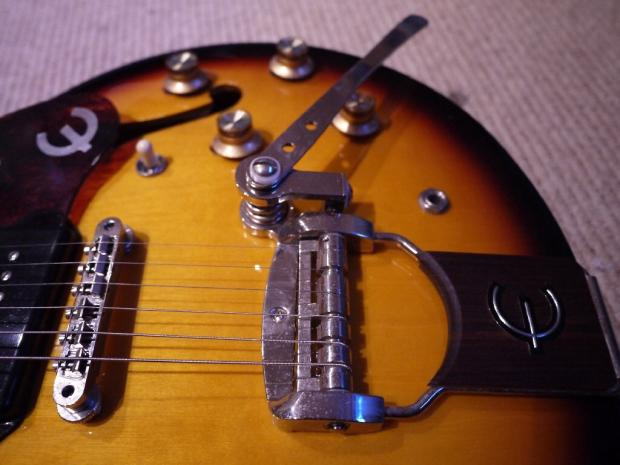 Epiphone 1961 casino reissue for sale
