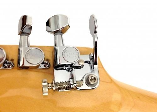 hipshot gt2 electric guitar xtender for drop d tuning chrome schaller reverb. Black Bedroom Furniture Sets. Home Design Ideas
