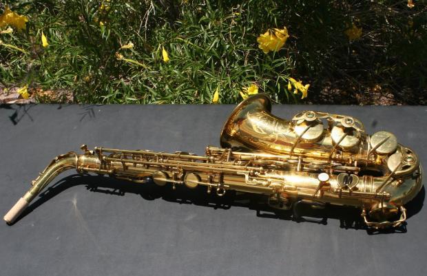 Tucson Used Auto Sales >> Selmer Mark VI Alto Saxophone 1971 Original Lacquer   Reverb