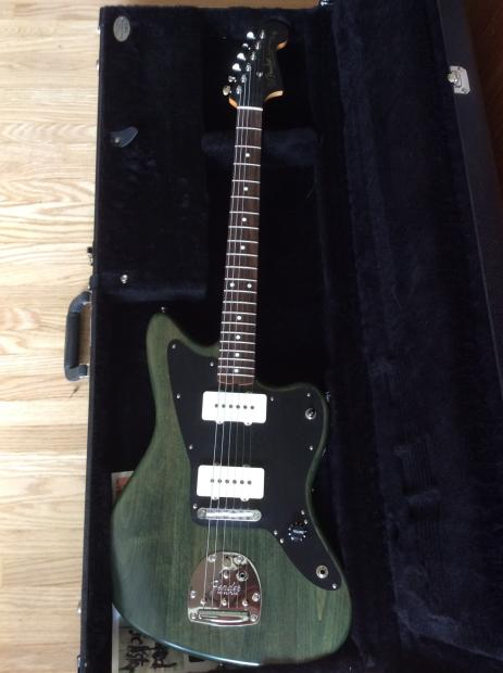 fender jazzmaster thurston moore sonic youth signature new reverb. Black Bedroom Furniture Sets. Home Design Ideas