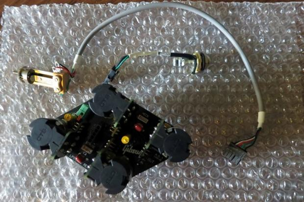 Wiring Diagam W 2 Humbuckers 3way Lever Switch 2 Volumes 1 Tone