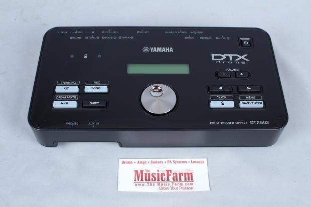 Yamaha dtxhp580 hybrid electronic drum set package w for Yamaha dtx pad set