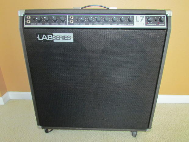 lab series l7 guitar amp price drop reverb. Black Bedroom Furniture Sets. Home Design Ideas