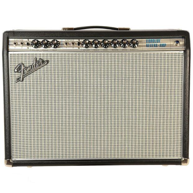 Vintage Fender Vibrolux Reverb 41