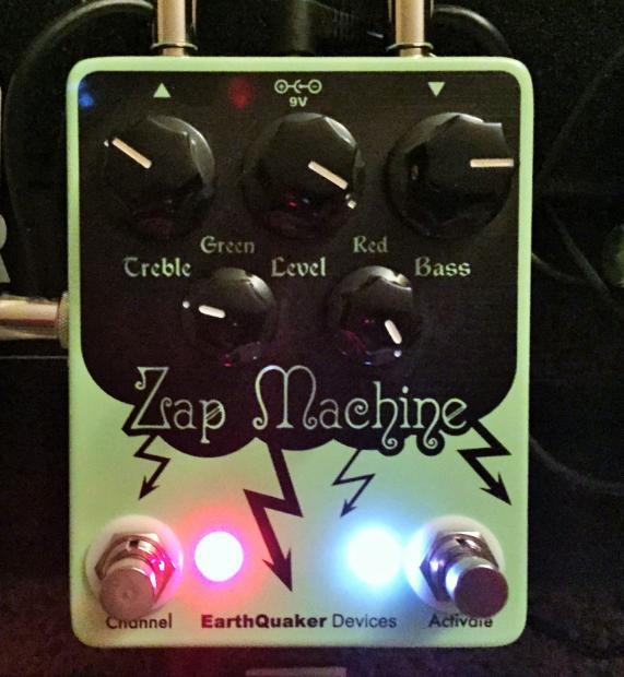 zap machine earthquaker