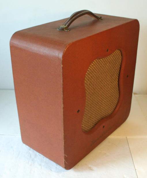 vintage danelectro special tube amp cover pedal early 50s reverb. Black Bedroom Furniture Sets. Home Design Ideas