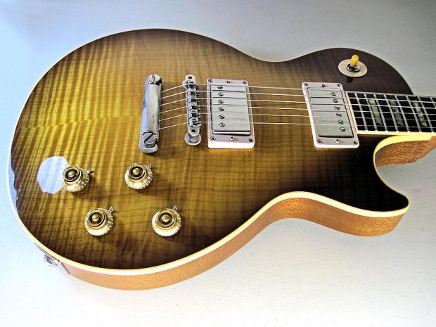 Gibson Les Paul Classic Premium Plus 1995 Honeyburst Reverb