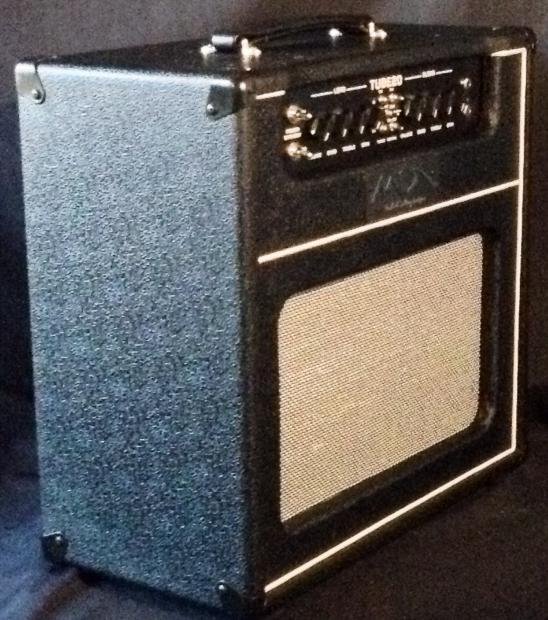 michael dolsey designs guitars and amps tube 20 electric guitar amp 2015 black tolex reverb. Black Bedroom Furniture Sets. Home Design Ideas