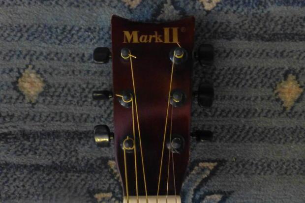 Mark ii Travel Size Acoustic
