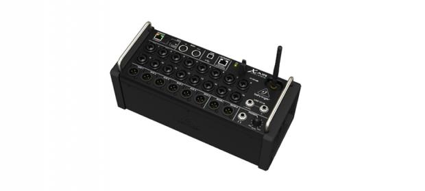 behringer xr18 x air 18 channel digital mixer for ios android mac pc in orig box xr. Black Bedroom Furniture Sets. Home Design Ideas