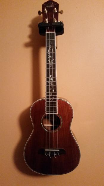 oscar schmidt ou270tsk tenor ukulele koa w harshell case reverb. Black Bedroom Furniture Sets. Home Design Ideas