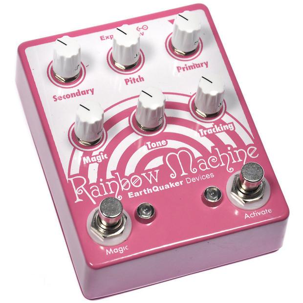 rainbow machine pedal