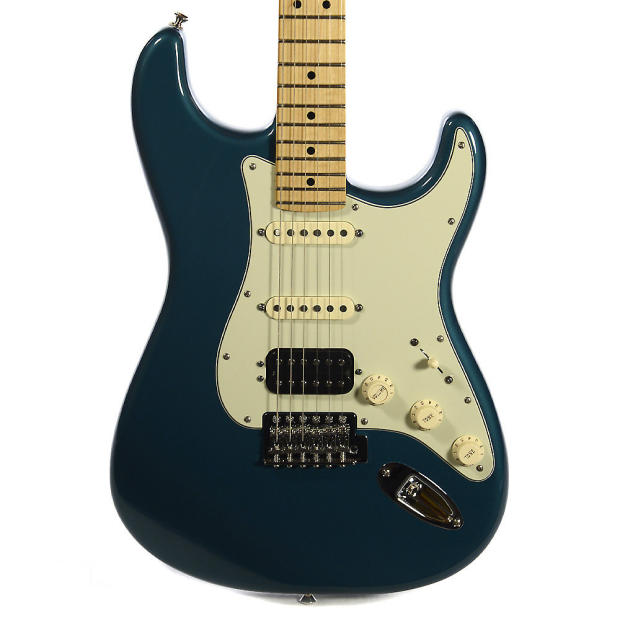 fender deluxe lone star stratocaster ocean turquoise image. Black Bedroom Furniture Sets. Home Design Ideas