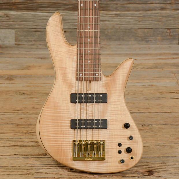 Fodera Emperor Standard 5-String Bass USED (sS85)