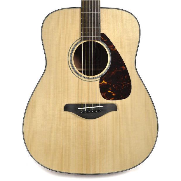 Yamaha fg700s folk acoustic natural reverb for Yamaha fg700s dimensions