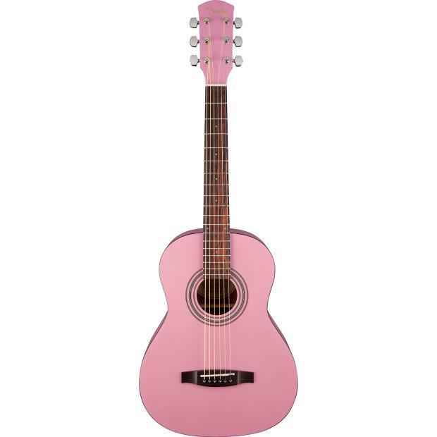 fender ma 1 3 4 acoustic guitar gloss pink reverb. Black Bedroom Furniture Sets. Home Design Ideas