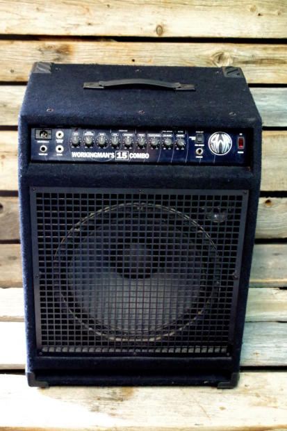 swr workingman 39 s 15 bass combo amp reverb. Black Bedroom Furniture Sets. Home Design Ideas