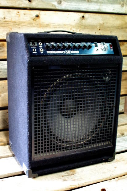 Swr Workingman S 15 Bass Combo Amp Reverb