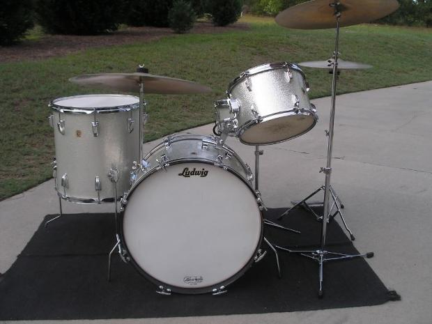 Classic Drums Ludwig Ludwig Super Classic Drum