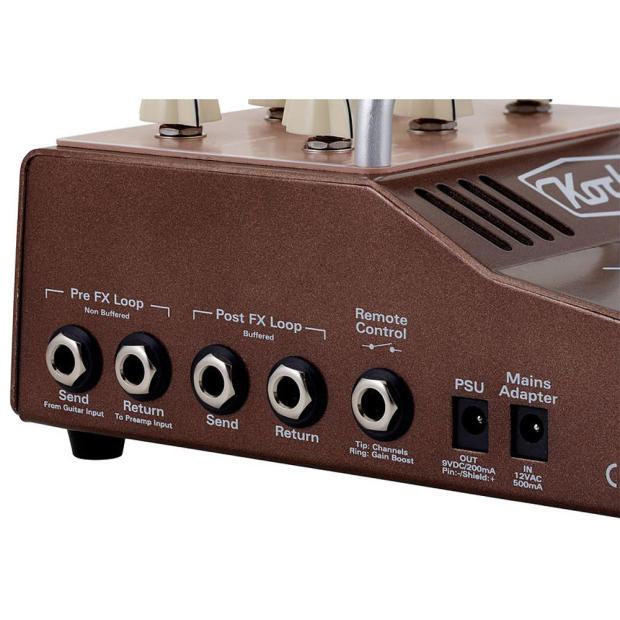 koch 63 39 od vintage overdrive preamp pedal reverb. Black Bedroom Furniture Sets. Home Design Ideas