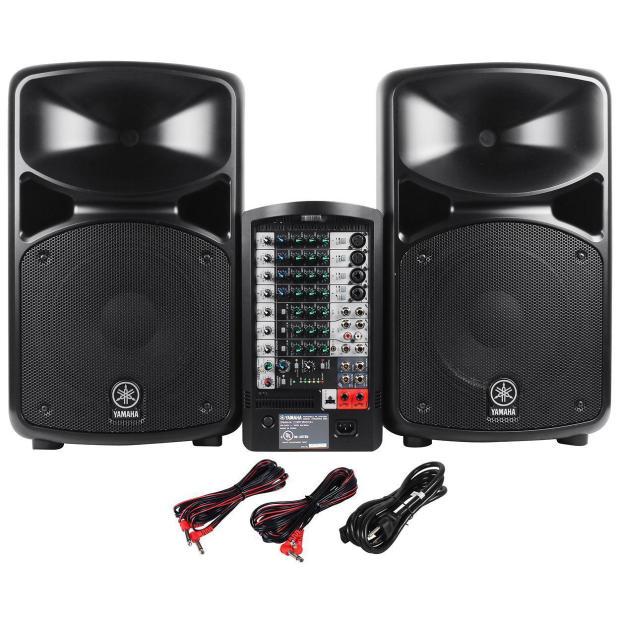 Yamaha I Pa Bundles System Price