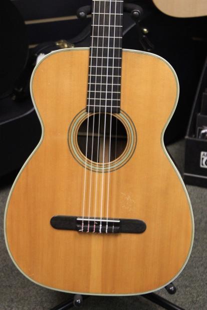 Guitar Gut String : vintage 1957 martin 00 28g nylon gut string guitar brazilian rosewood reverb ~ Hamham.info Haus und Dekorationen