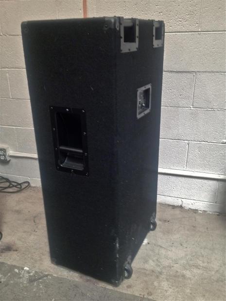 carvin ls1523 3 way dual 15 frfr guitar bass pa speaker cabinet reverb. Black Bedroom Furniture Sets. Home Design Ideas