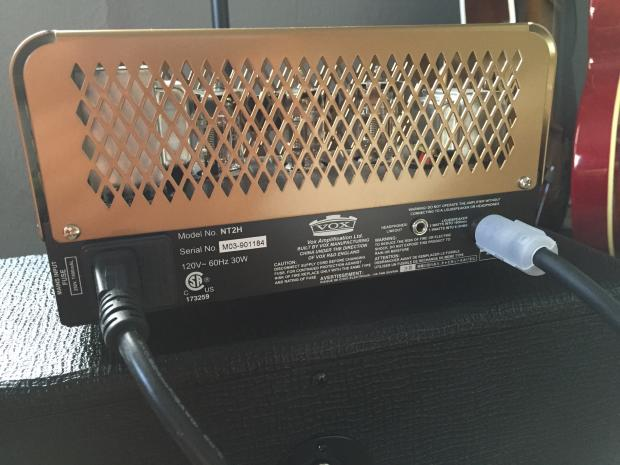 how to get clean from vox ad100vt