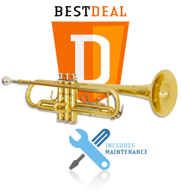 Strauss 6300 Student Trumpet Outfit, Our Best Deal | Reverb