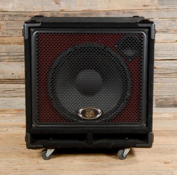 ampeg bxt 115hl4 1x15 bass cabinet used reverb. Black Bedroom Furniture Sets. Home Design Ideas