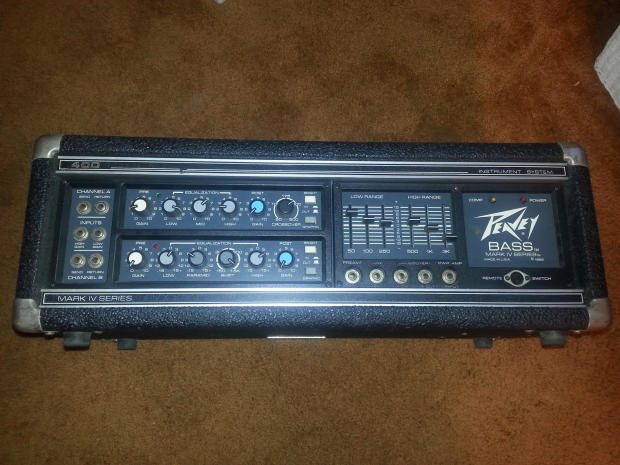 peavey mark iv bass amp head reverb. Black Bedroom Furniture Sets. Home Design Ideas