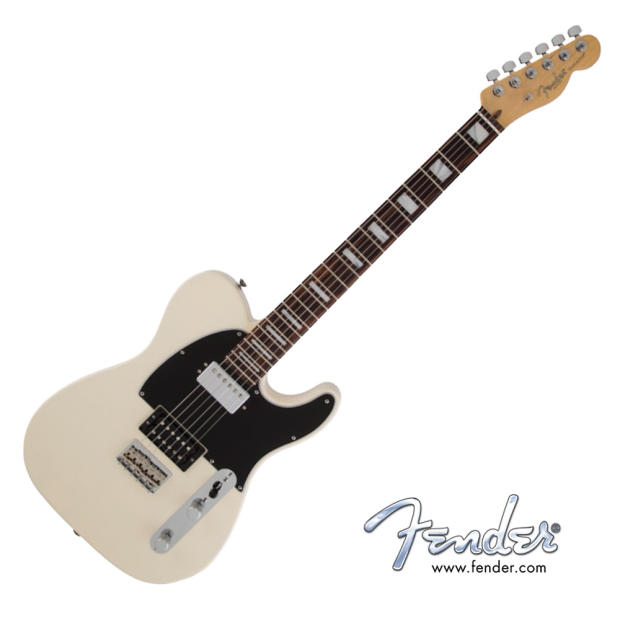 fender limited edition american standard telecaster hh olympic white with case reverb. Black Bedroom Furniture Sets. Home Design Ideas