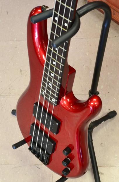Pawn Shop Austin >> Ibanez Roadstar II RB850 4-String Bass Guitar | Reverb