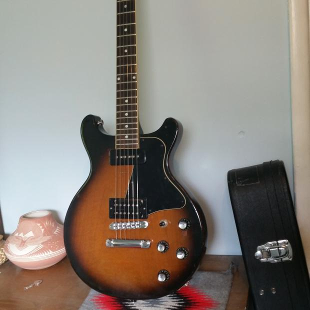 Gibson Auto Sales >> Gibson Les Paul Special '55-'77 RARE DOUBLE CUT 1977 ...