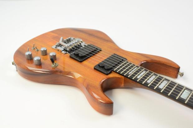 carvin dc-200 custom electric guitar - koa w/ohsc & active ... carvin m22 pickup wiring diagram