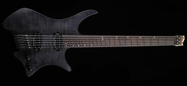 strandberg boden os 6 electric guitar satin black reverb. Black Bedroom Furniture Sets. Home Design Ideas