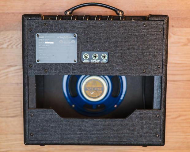 vox pathfinder 15w reverb. Black Bedroom Furniture Sets. Home Design Ideas