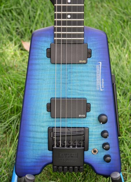 Steinberger Synapse Transcale Baritone Electric Guitar St