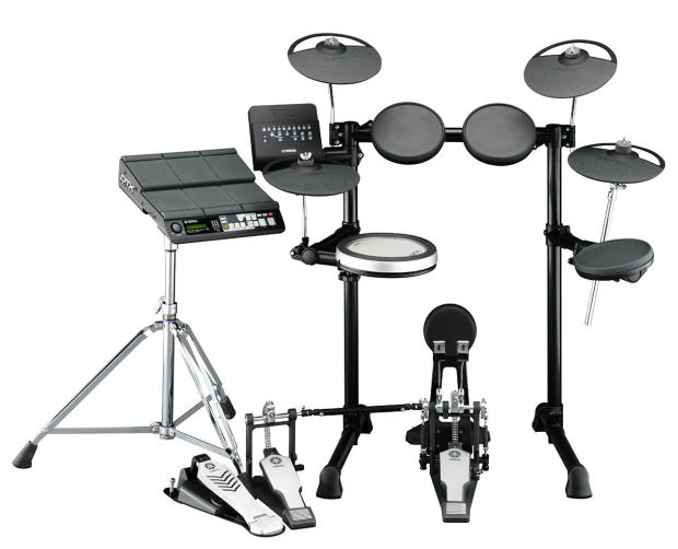 Yamaha dtx450k 400 series electronic drum set reverb for Yamaha dtx450k electronic drum set