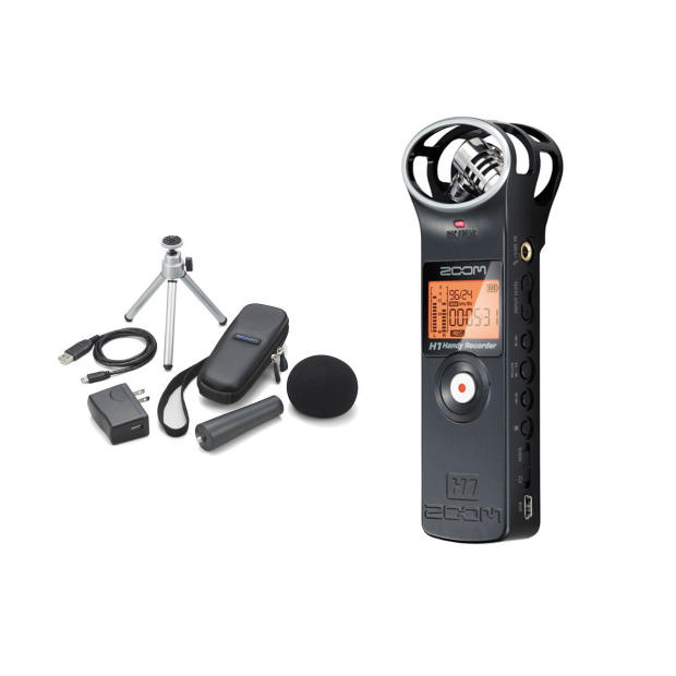 zoom h1 handy recorder instructions